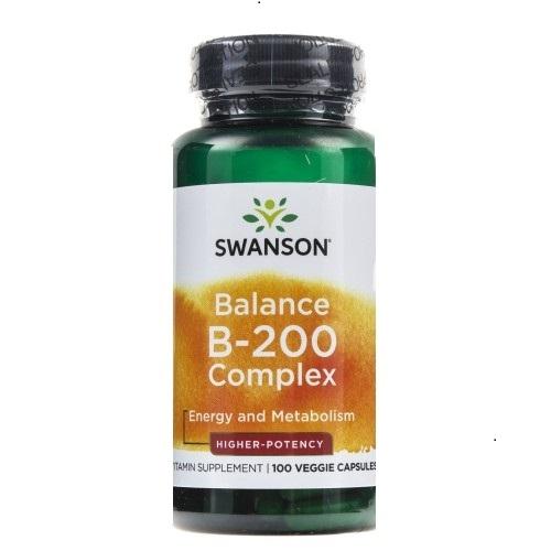 SWANSON Balance B-200 100 kaps.