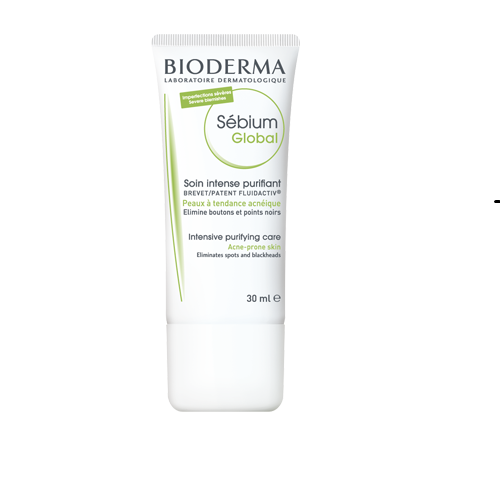 BIODERMA SEBIUM GLOBAL Krem 30 ml
