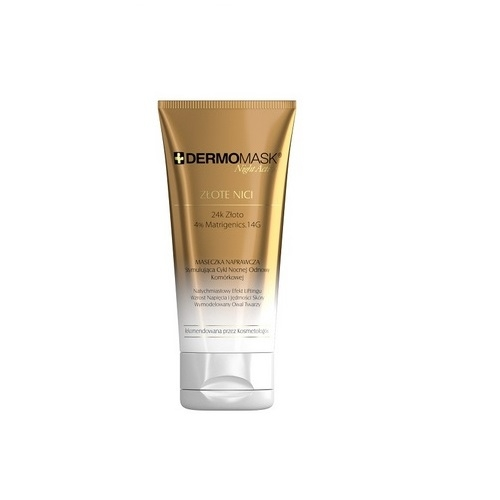 L'B DERMOMASK Night Active ZŁOTE NICI30ml