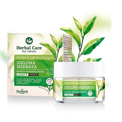 FARMONA HERBAL CARE Krem Herbata 50 ml
