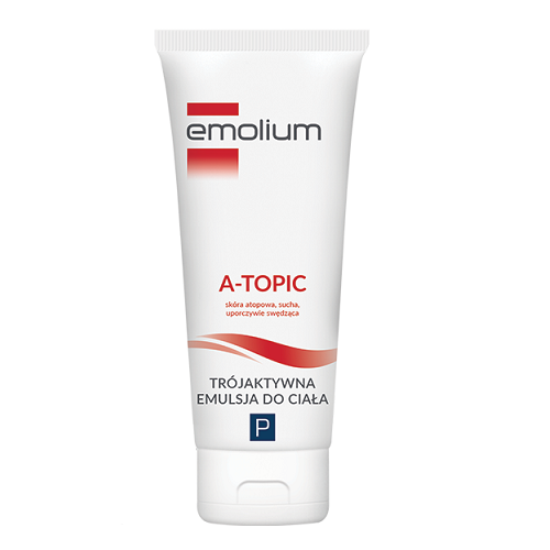 EMOLIUM A-TOPIC Trójakt.Emulsja d/c.200 ml