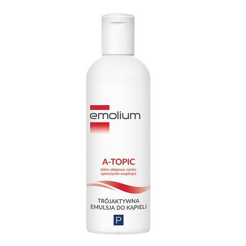EMOLIUM A-TOPIC Emulsja do kąp. 200 ml
