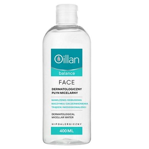 OILLAN BALANCE Dermatologiczny płyn 400ml