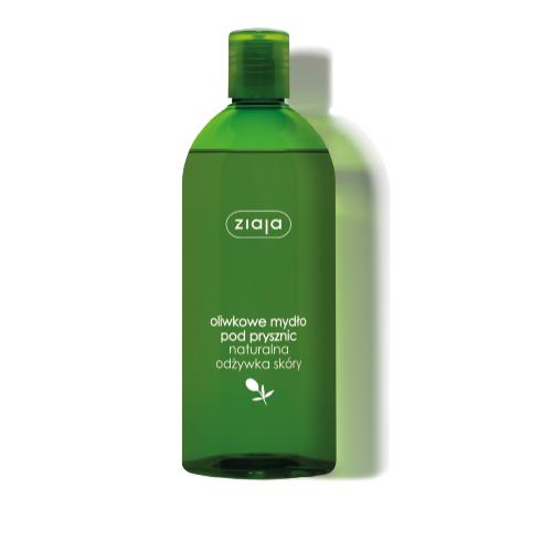ZIAJA OLIWKOWE mydło p/prysznic 500 ml