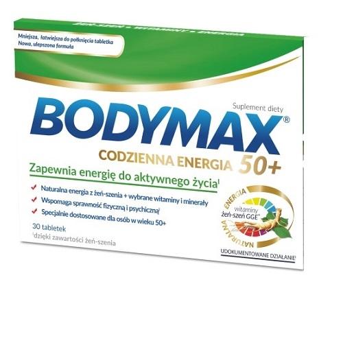 Bodymax Senior 50+ tabl. 30 tabl.