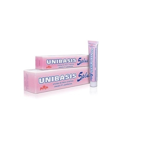 Unibasis 5 Plus Emuls. do sk.wrażl. 40g