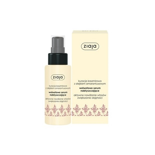 ZIAJA KASZMIROWE Serum nabł.do wł.50 ml