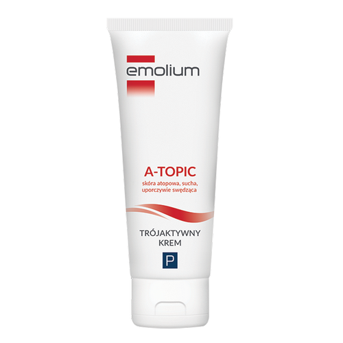 EMOLIUM A-TOPIC TRÓJAKTYWNY Krem 50 ml