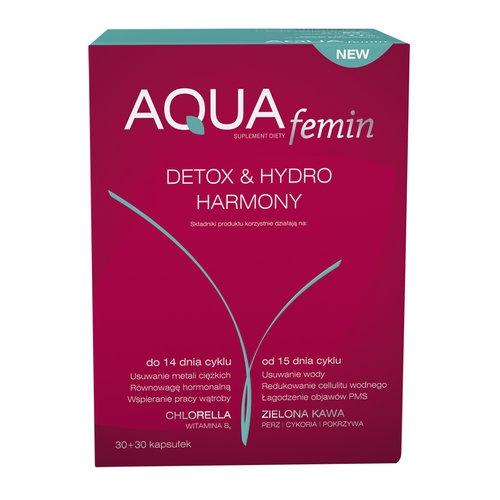 Aqua-Femin kaps. 60 kaps. (30+30)