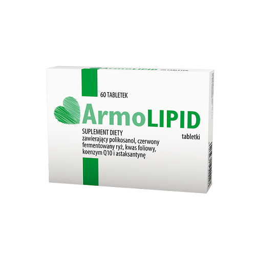 ArmoLipid tabl.60 tabl.