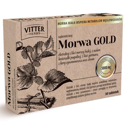 Morwa Gold 30 tabl.