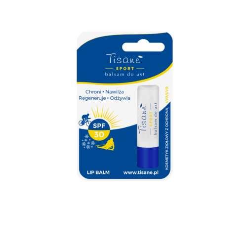 Tisane SPORT  balsam do ust 4,3g(blist.)