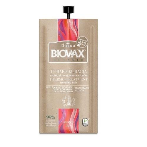 BIOVAX BOTANIC Termo-Kuracja olejowanie15m