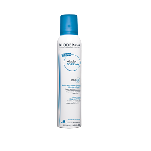 BIODERMA ATODERM SOS Spray 200 ml