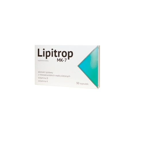 LIpitrop MK-7(Reumatrop) kaps. 30 kaps