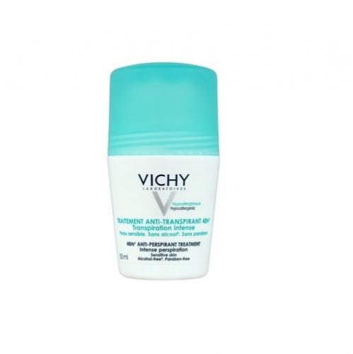 VICHY Dezod. Anti-Transpirant Kulka p/ślad