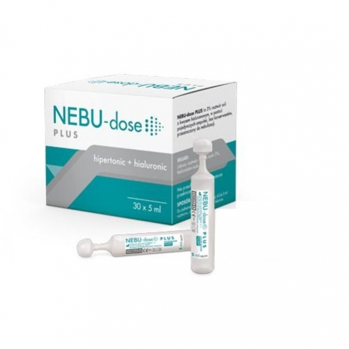 NEBU-dose PLUS 30 amp.a 5ml