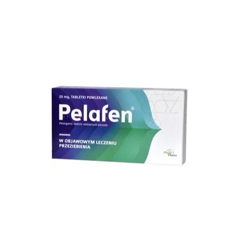Pelafen tabl. 0,02 g 15 tabl.