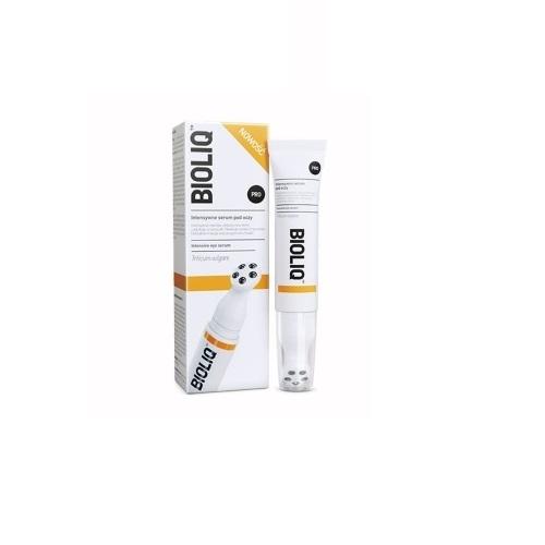 BIOLIQ PRO Intensywne serum p/oczy 15ml | Apteka internetowa, antyperspirant, avent, bioderma, bioliq, canpol, cera trądzikowa preparaty, dermokosmetyki, geriavit, grzybica leki bez recepty, himalaya, kreon, leki bez recepty, leki na grypę, leki na przeziębienie, leki na uspokojenie, mascara med., maxigra go, maxon, mensil, mugga, mustela, odchudzanie leki, odporność, pirolam, tabletki na ból gardła, test ciążowy, tran mollers, vichy, witamina d, wszy preparaty, zapalenie stawów, zestawy kosmetyków, ziaja