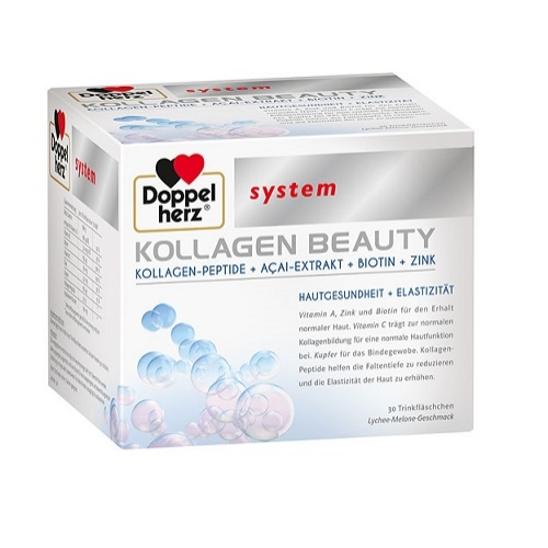 Doppelherz KOLLAGEN BEAUTY płyn 30amp.25ml