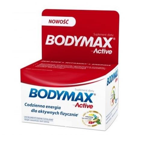 Bodymax Active tabl. 30 tabl.