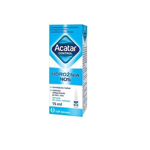 Acatar aer.do nosa 0,5 mg/ml 15 ml