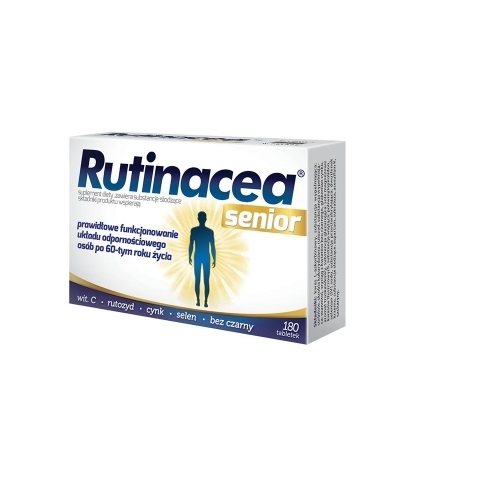 Rutinacea Senior tabl. 180 tabl.