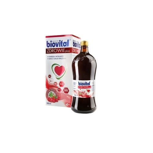 Biovital Zdrowie Plus płyn 1 l