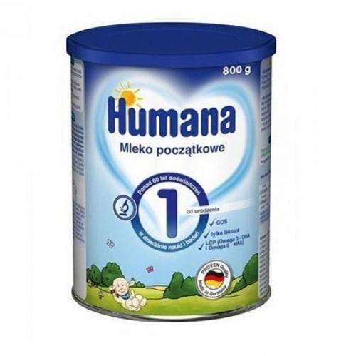 Humana 1 prosz. 800 g