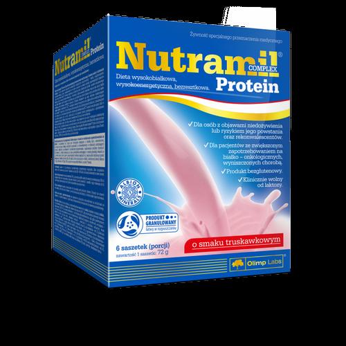 Olimp Nutramil Complex Protein trusk.6 sas