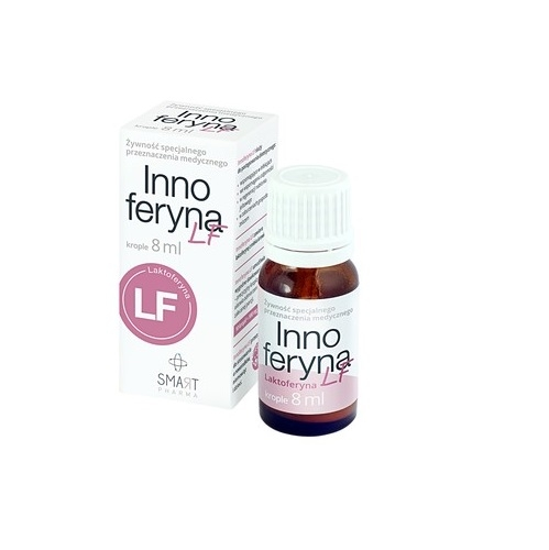 InnoferynaLF krople 0,01 g/daw. 8 ml