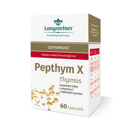 Pepthym X Thymus kaps. 60 kaps.