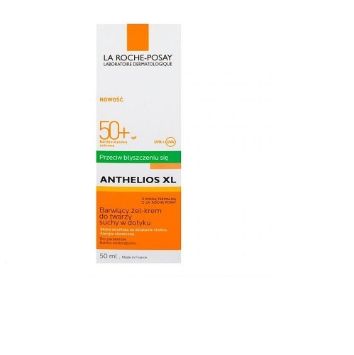 LA ROCHE ANTHELIOS Żel-Krem 50+ 50ml