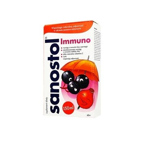 Sanostol Immuno 150 ml