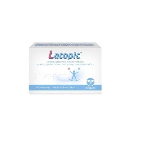 Latopic kaps. 30 kaps.
