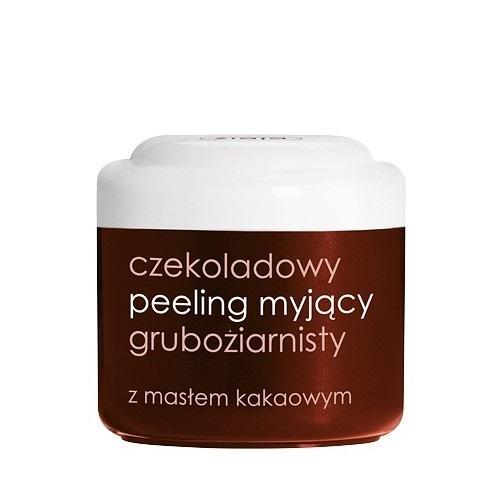 ZIAJA CZEKOL.Peeling myj. 200 ml