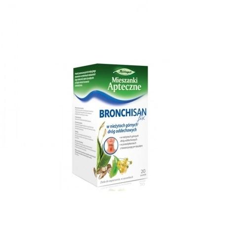 Zioła fix Bronchisan zioła 20 toreb