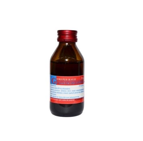 Syrop Kalii guajacolosulfonici 125g VIS   Apteka internetowa, antyperspirant, avent, bioderma, bioliq, canpol, cera trądzikowa preparaty, dermokosmetyki, geriavit, grzybica leki bez recepty, himalaya, kreon, leki bez recepty, leki na grypę, leki na przeziębienie, leki na uspokojenie, mascara med., maxigra go, maxon, mensil, mugga, mustela, odchudzanie leki, odporność, pirolam, tabletki na ból gardła, test ciążowy, tran mollers, vichy, witamina d, wszy preparaty, zapalenie stawów, zestawy kosmetyków, ziaja