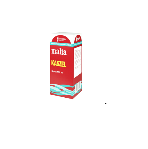 DAGOMED Malia -Kaszel syrop 150 ml
