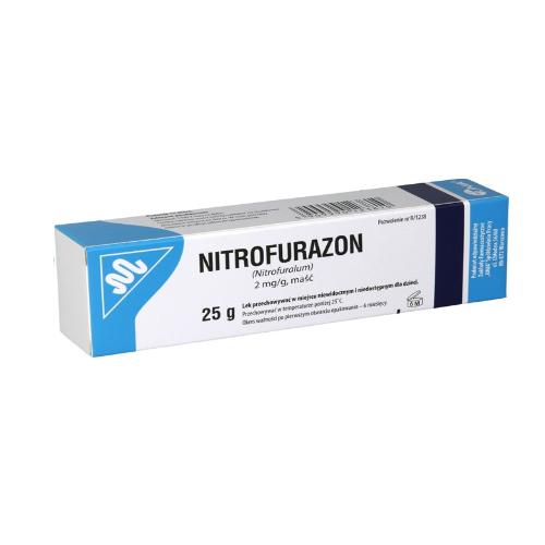 Nitrofurazon maść 2 mg/g 25 g | Apteka internetowa, antyperspirant, avent, bioderma, bioliq, canpol, cera trądzikowa preparaty, dermokosmetyki, geriavit, grzybica leki bez recepty, himalaya, kreon, leki bez recepty, leki na grypę, leki na przeziębienie, leki na uspokojenie, mascara med., maxigra go, maxon, mensil, mugga, mustela, odchudzanie leki, odporność, pirolam, tabletki na ból gardła, test ciążowy, tran mollers, vichy, witamina d, wszy preparaty, zapalenie stawów, zestawy kosmetyków, ziaja