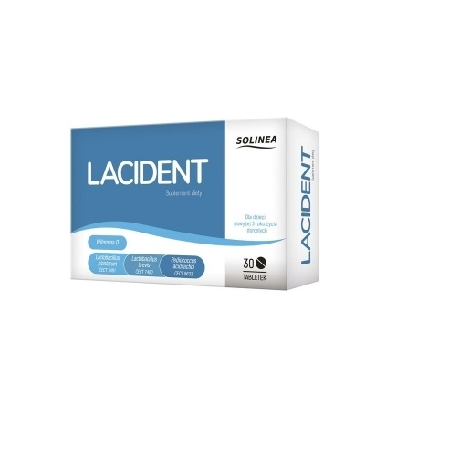 Lacident tabl. 30 tabl.