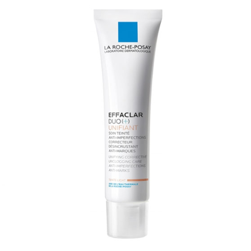 LA ROCHE EFFACLAR DUO+UNIFIANT LIGHT 40 ml