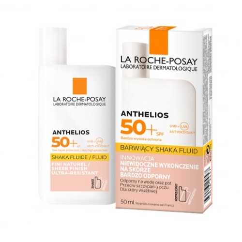 LA ROCHE ANTHELIOS FLUID BARW SPF 50+ 50ml