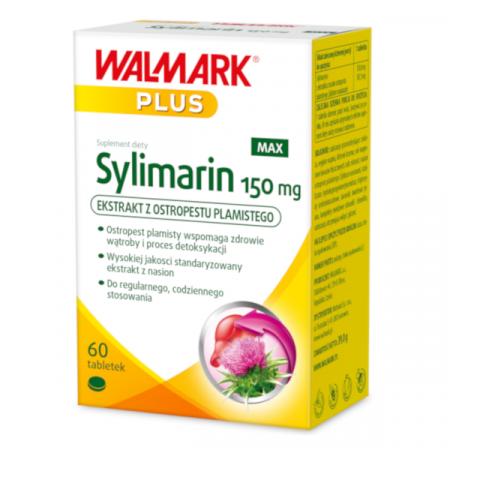 Sylimarin MAX 150 mg tabl. 60 szt.