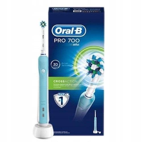 Szczoteczka Oral-B PRO700 1 szt