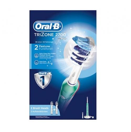 Szczoteczka Oral-B TRIZONE 2700 1 szt