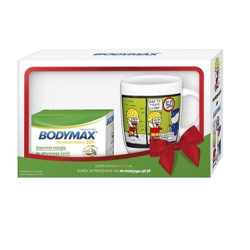Bodymax 50+ 60 tabl.+ kubek tabl.1 zest.