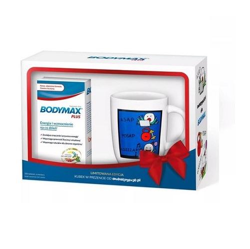 Bodymax Plus 200 tabl.+ kubek tabl.1 zest.