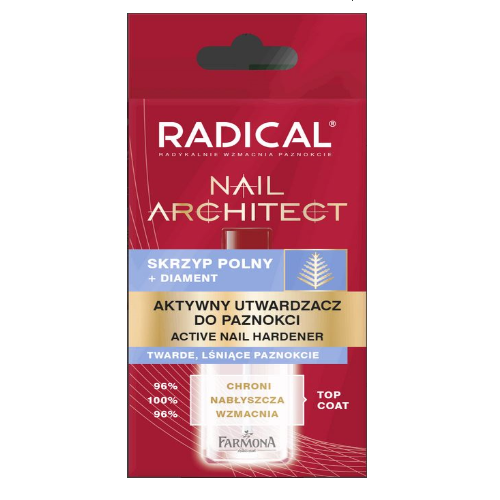 FARMONA RADICAL NAIL utwardzacz skrzyp12ml