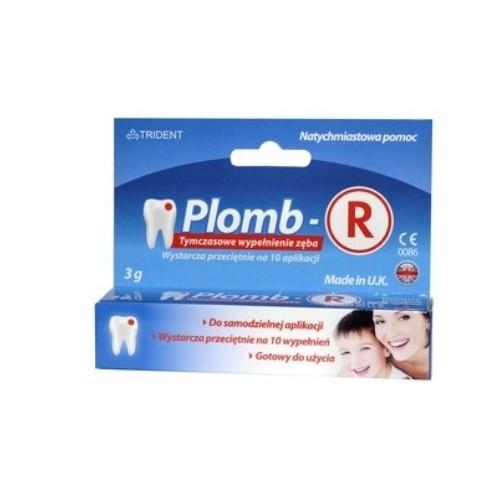 Plomb-R 3 g (tubostrz.)